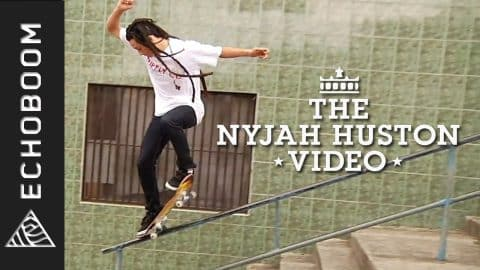 Rise & Shine: The Nyjah Huston Video [HD] - EchoBoom Sports by The Orchard