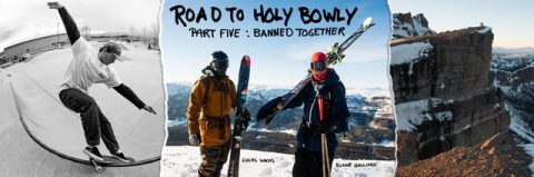 Road to Holy Bowly Part Five: Banned Together - Lib Tech