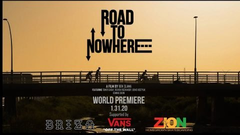 Road To NoWhere - A skateboarding documentary | Trailer 2 World Premiere | Ben Slama