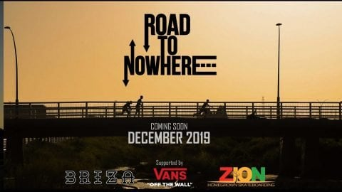 Road To NoWhere - A skateboarding documentary | Trailer | Ben Slama