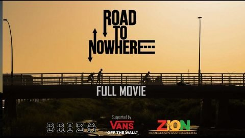Road To NoWhere - Skateboarding Documentary | Full Movie | Ben Slama