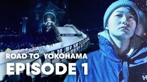 Road to Yokohama EP1 | Red Bull Crashed Ice | Red Bull