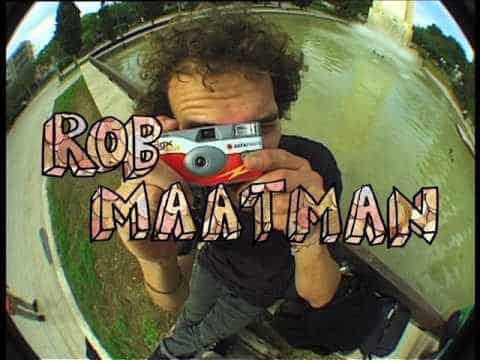 "Rob Maatman in ""Out Of Business"" - Freeskatemag"