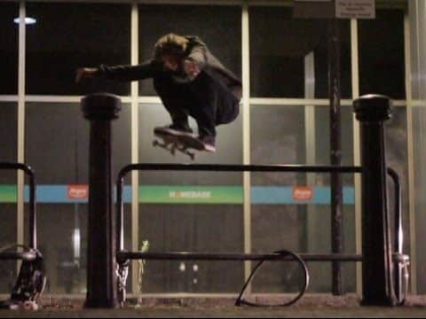 Rob Selley - Skate Crates Episode 5 - The James Bush Files - Sidewalk Mag