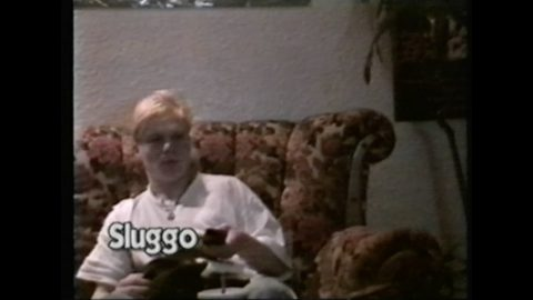 Rob 'Sluggo' Boyce : The REAL Video '93 - REAL Skateboards