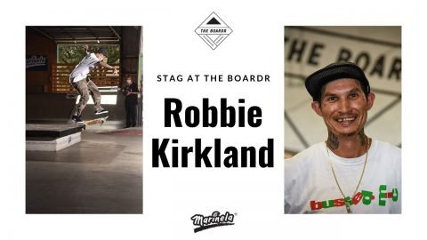 Robbie Kirkland  in Stag at The Boardr Presented by Marinela | TheBoardr