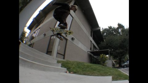 Robbin De Wit fs Big Spin Raw Cut | E. Clavel