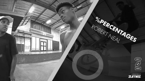 Robert Neal - Percentages - The Berrics