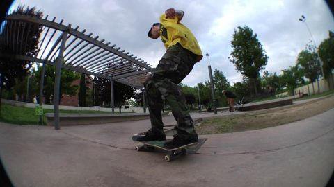 Robert Obr Few Tricks BCN | wwwstreetmarketcz