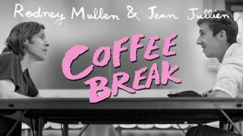 Rodney Mullen & Jean Jullien Coffee Break - Create and Destroy | Almost Skateboards - Almost Skateboards