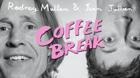 Rodney Mullen & Jean Jullien Coffee Break - Art is Art | Almost Skateboards - Almost Skateboards