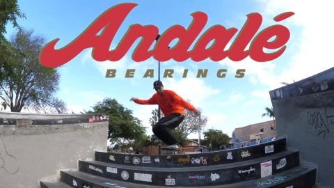 Roll Up With Nick Tucker | Andale Bearings