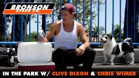 Rollin' Deep: Clive Dixon & Chris Wimer In The Park | Bronson Speed Co | Bronson Speed Co.