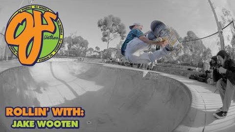 Rollin' With Jake Wooten, Erick Winkowski, Henry Gartland, and the Crew | OJ Wheels | OJ Wheels