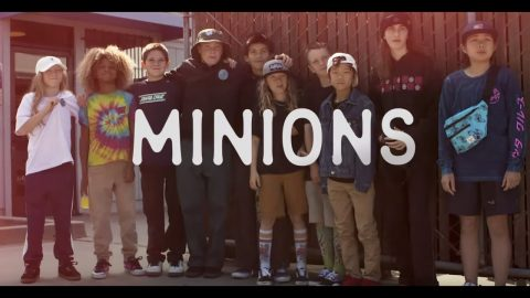 Rollin' With The Big Dogs! | SC Minions Ep. 4 | Santa Cruz Skateboards