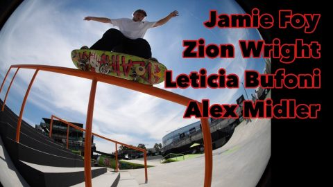 Rolling Around DewTour With The Red Bull Squad | Joey Brezinski
