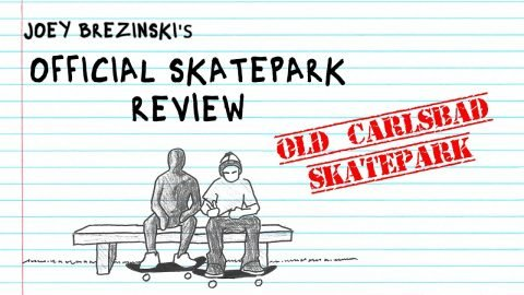 Rolling Around The Old Carlsbad Skatepark | Official Skatepark Review | Red Bull Skateboarding