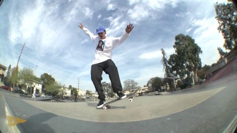 Roman Lisivka | 1 Minute at Stoner Plaza - Primitive Skate