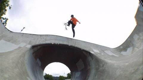 Roman Pabich Never Been Done | Myrtle Creek | Independent Trucks