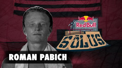 Roman Pabich  |  Red Bull SŌLUS Entry | Red Bull Skateboarding