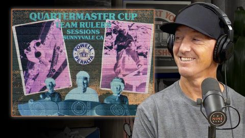 Ronnie Creager May Have Been On Acid For The Powell Quarter Master Cup?   Nine Club Highlights