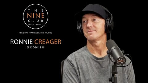 Ronnie Creager   The Nine Club With Chris Roberts - Episode 188   The Nine Club