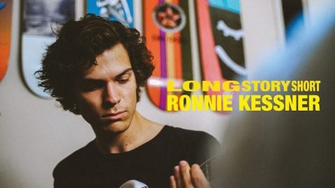 Ronnie Kessner - Long Story Short | Pocket Skateboard Magazine