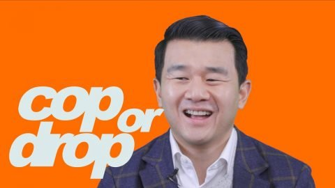 Ronny Chieng Reacts to $2k Dior Jordan and Says He Isn't Impressed by the YEEZY Allure | Cop or Drop | Highsnobiety