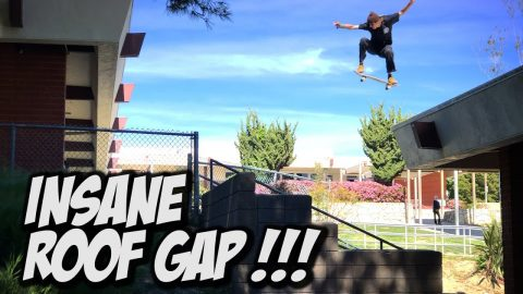 ROOF GAP VS ANDREAS ALVAREZ AND MUCH MORE !!! - NKA VIDS - | Nka Vids Skateboarding