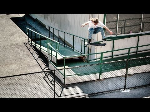 "Rough Cut: Clive Dixon's ""Saturdays"" Part - ThrasherMagazine"