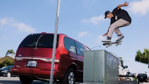 "Rough Cut: DC Shoes x Sk8mafia's ""Way of Life"" Video - ThrasherMagazine"