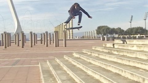 Rough Cut: Gronze in Barcelona | ThrasherMagazine