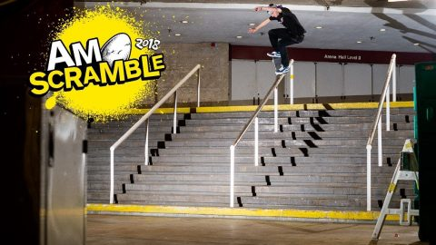 "Rough Cut: Henry Gartland's ""Am Scramble"" Footage 