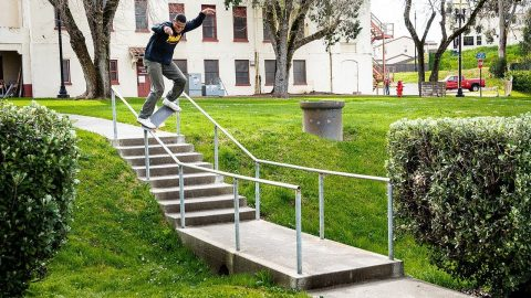"Rough Cut: Ishod Wair's ""Back on my BS"" Part 