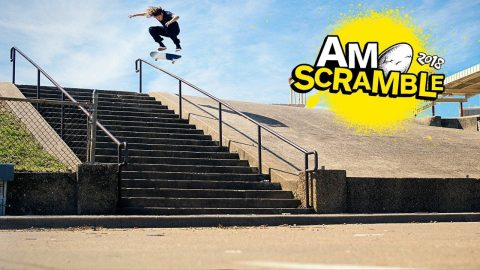 "Rough Cut: Jaakko Ojanen's ""Am Scramble"" Footage 