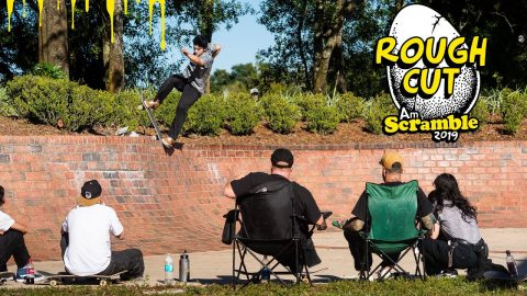 "Rough Cut: Jack O'Grady's ""Am Scramble"" Footage 