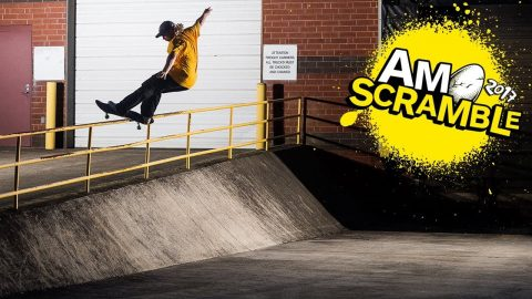 "Rough Cut: Jamie Foy's ""Am Scramble"" Footage - ThrasherMagazine"