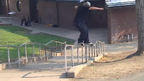 "Rough Cut: Jamie Foy's ""Field"" Part 
