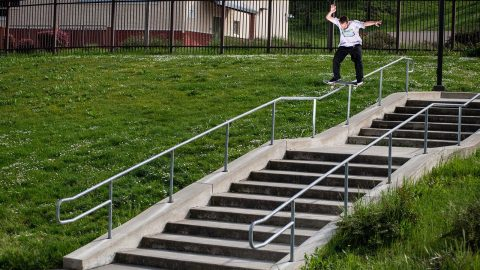 "Rough Cut: Kevin Braun's ""Foam Rollin'"" Part 