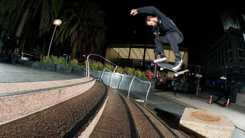 "Rough Cut: Kevin Braun's ""Til the End"" Part 