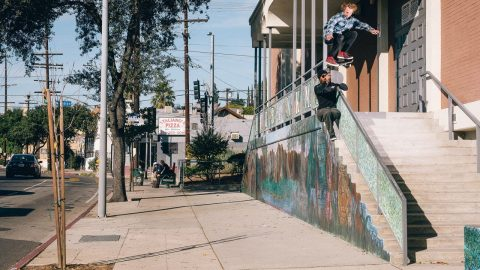 "Rough Cut: Lizard King's ""Deathwish Part Two"" Part 