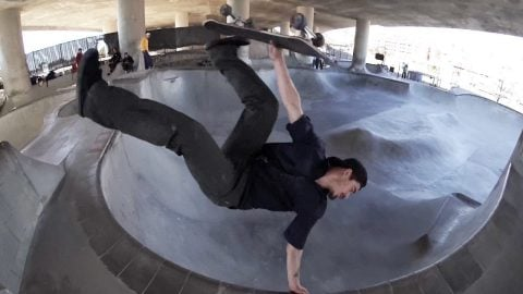 "Rough Cut: Masher's ""VI Washington Street"" Video 