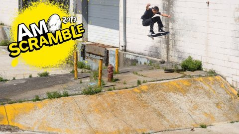 "Rough Cut: Mason Silva's ""Am Scramble"" Footage - ThrasherMagazine"
