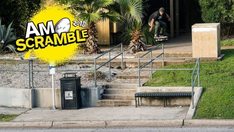 "Rough Cut: Pedro Delfino's ""Am Scramble"" Footage 