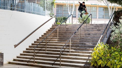 "Rough Cut: Pedro Delfino's ""Welcome to Deathwish"" Part 