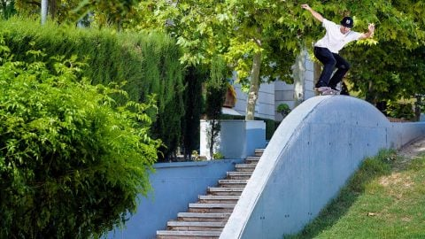 "Rough Cut: Roberto Aleman's ""You Got It!"" Part 