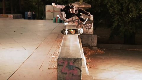 "Rough Cut: Roman Lisivka's ""Rome"" Part 