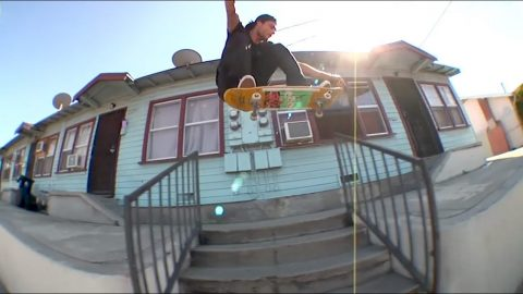 "Rough Cut: Ryan Townley's ""Masqurade"" Part 