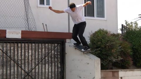 "Rough Cut: Ryan Townley's ""Seance"" Part 