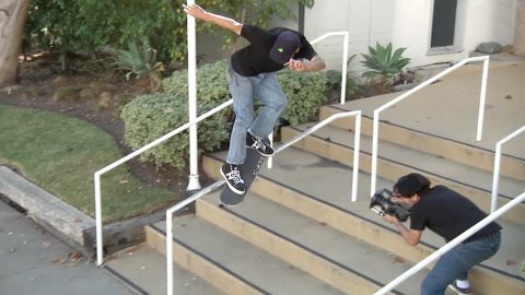 "Rough Cut: Salomon Cardenas' ""HUF 002"" Part 